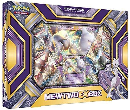 Pokémon TCG: Mewtwo-EX Box Card Game Photo