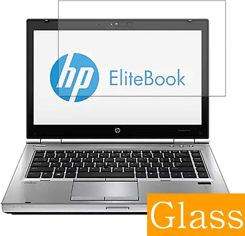 "Synvy Tempered Glass Screen Protector for HP EliteBook 8570p 15.6"" Visible Area Protective Screen Film Protectors 9H Anti-Scratch Bubble Free"