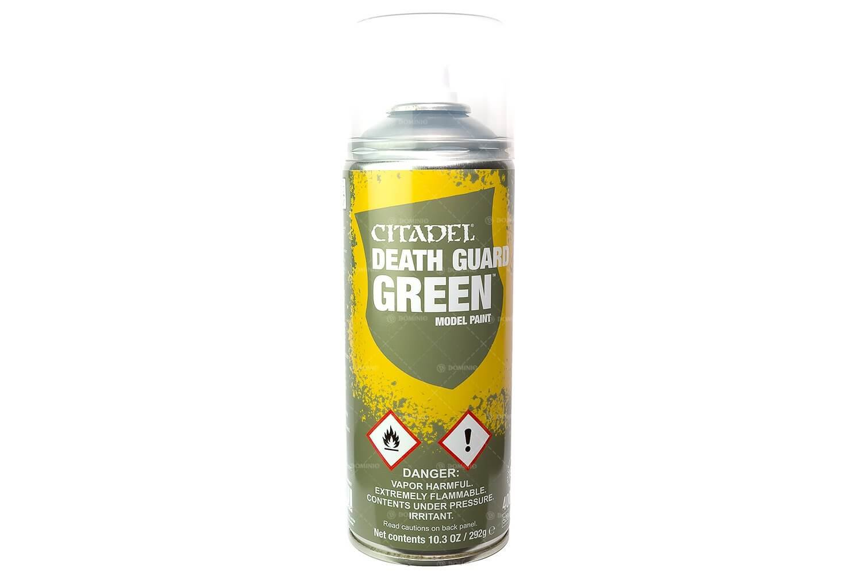 62-32 シタデルカラー CITADEL DEATH GUARD GREEN SPRAY   B072KNTMF6