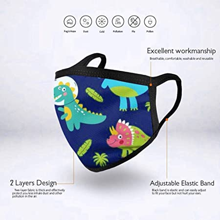 Mwzzpenpenpen Breathable Shield Dust Proof Anti Ultraviolet Reusable Bandana Riding Comfortable Outdoor Home