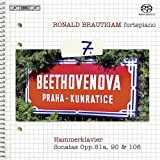 ベートーヴェン:ピアノ独奏曲全集 Vol.7 (Beethoven : Complete Works for Solo Piano Vol.7 / Ronald Brautigam) (SACD Hybrid)