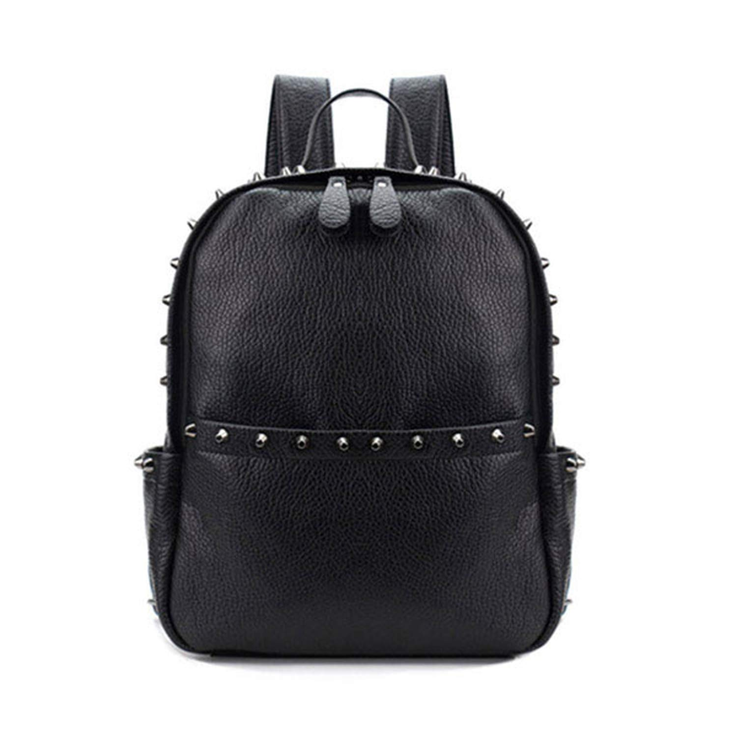 Amazon.com: Women Backpack Pu Leather School Bags Mochilas ...