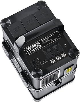Elinchrom Battery For Godox Lp 800x Power Inverter Lp800x Amazon Ca Camera Photo