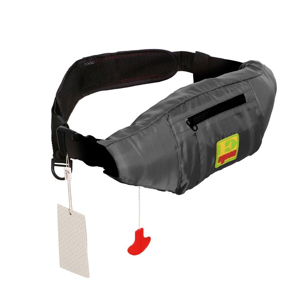 公式の店舗 Eysonインフレータブルライフジャケット三角形ウエストバッグ手動 B06XFKHMC6 グレー グレー B06XFKHMC6, 週間売れ筋:4c62592e --- a0267596.xsph.ru
