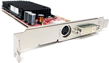 Amazon.com: DELL hj513 ATI Radeon X1300 128 MB DVI S-Video ...