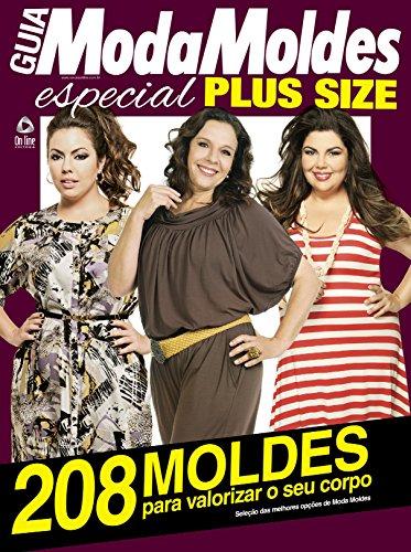 36ed5eb17 Guia Moda Moldes Especial Plus Size 01 eBook: On Line Editora ...