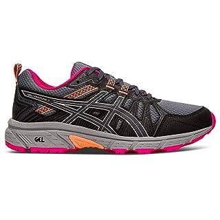 ASICS Women's Gel-Venture 7 (D) Shoes, 9W, Carrier Grey/Silver