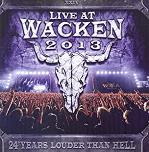 2013 up wacken line Nightwish Concert