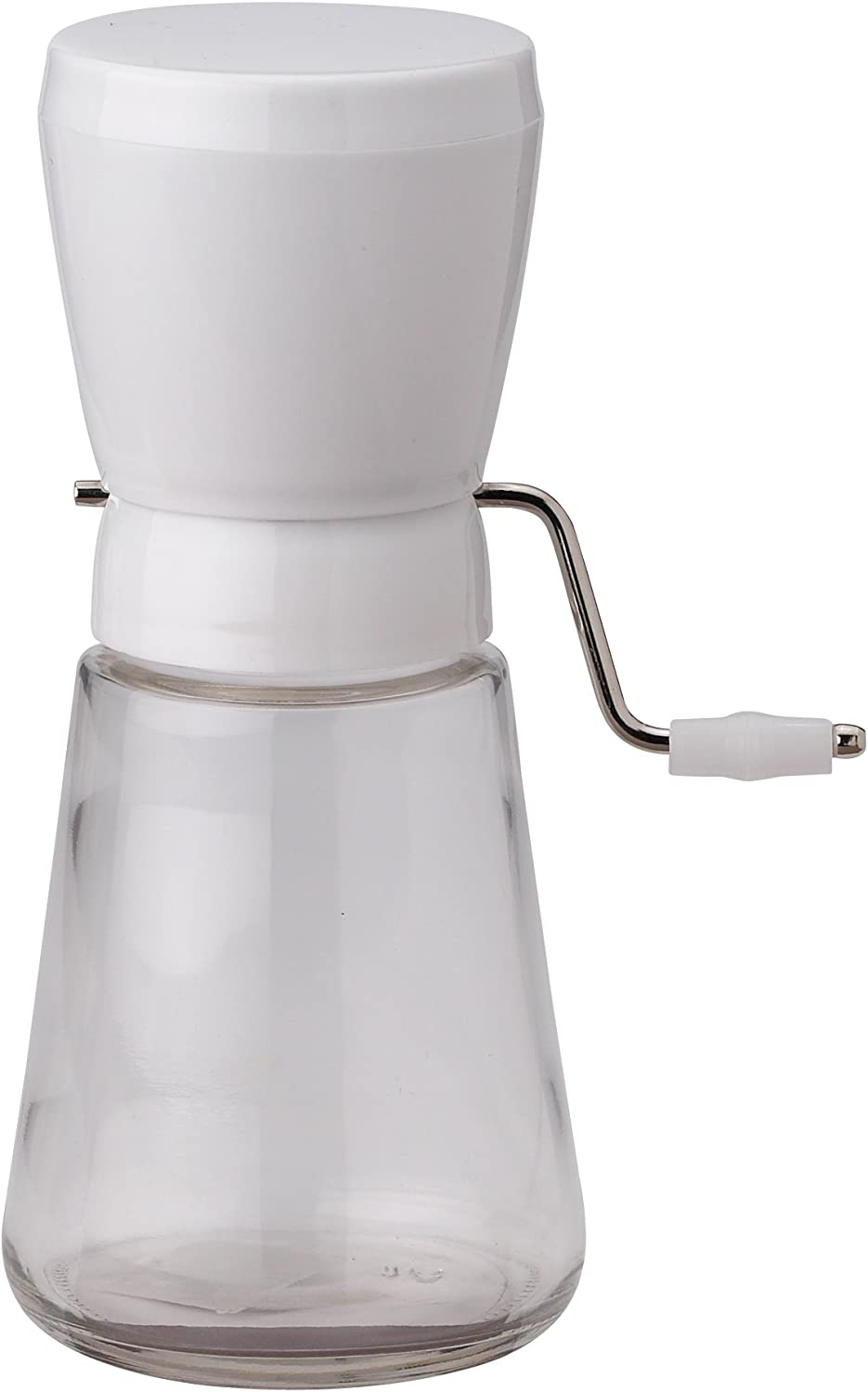 HIC Harold Import Co. HIC Manual Nut Chopper, White