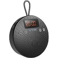 VicTsing Altavoz Bluetooth Ducha Impermeable, radio FM