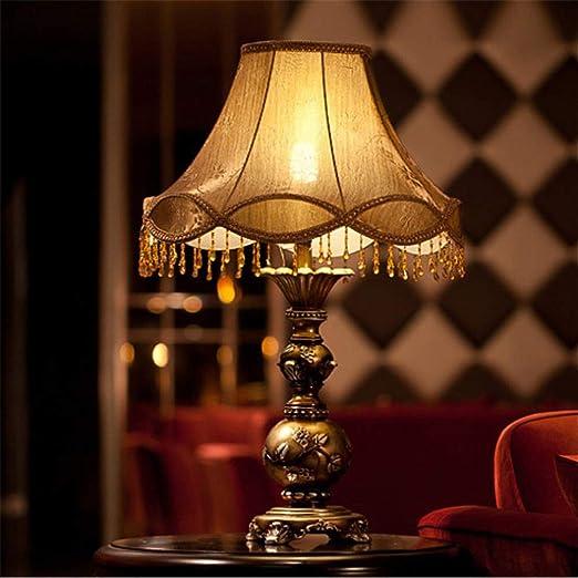 mesa de noche de Minimalista lámparas Lámpara de mesita 5RSq4cAj3L