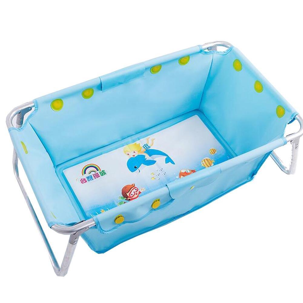 YUGDSIMB Baby Folding Tub Large
