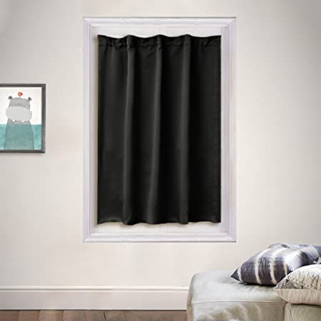Easy Fit Blackout Blind, Thermal Insulated, Nursery Travel Curtain