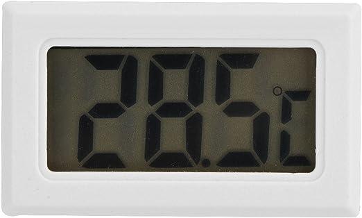 Termómetro digital higrómetro, termómetro digital para congelador ...