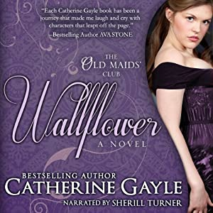Wallflower Audiobook