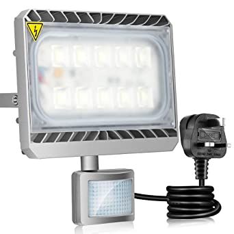 Gosun led motion sensor flood light 50w outdoor led floodlights gosun led motion sensor flood light 50w outdoor led floodlights waterproof ip65 450w aloadofball Images