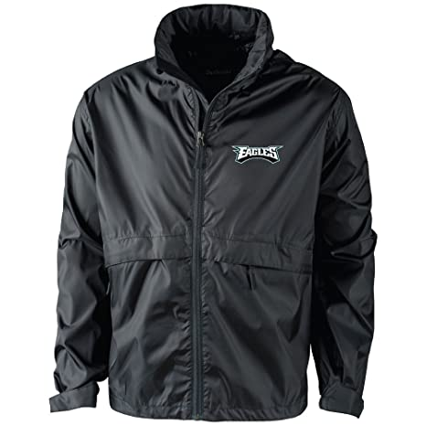 Buy Dunbrooke Apparel NFL Philadelphia Eagles Men s 5490Sportsman  Waterproof Windbreaker Jacket 6fccbb007
