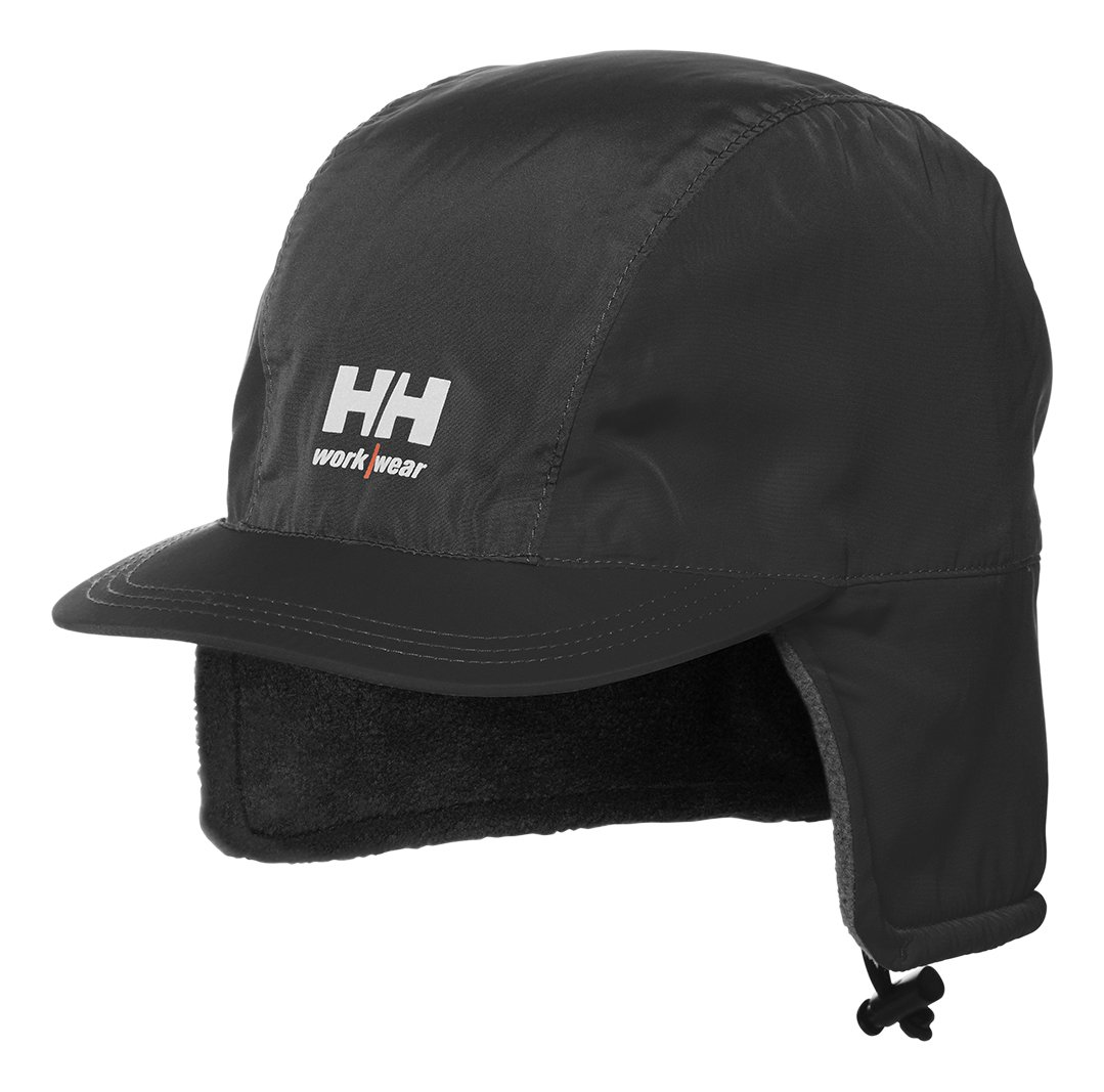 Helly Hansen 79880_990-L Size Large'Njord' Hat - Black