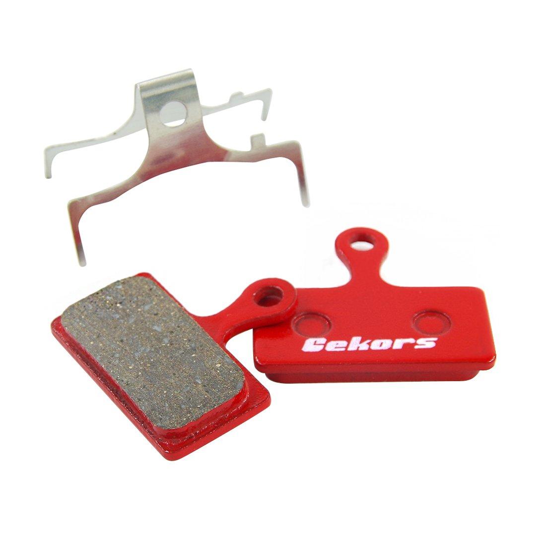 Pastillas de Freno para Disco de Bicicleta para Shimano M985//M988//M785//M675//M666//M615//S700 Gekors Ceramic 1 par