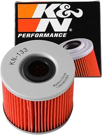 K/&N KN-136 Filro the Aceite Moto