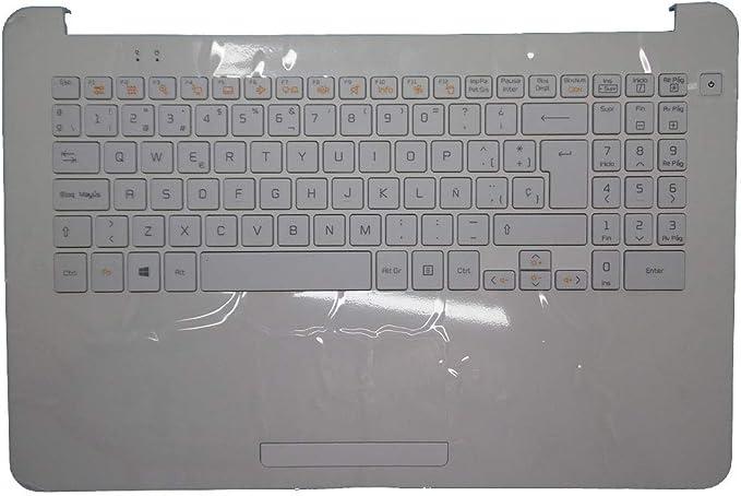 Laptop White PalmRest y teclado blanco para LG 15U340 15U340 ...