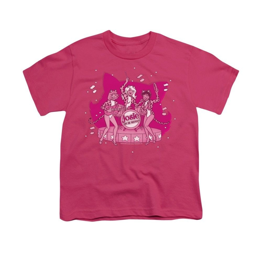 Archie Comics Kitty Band Youth T-shirt