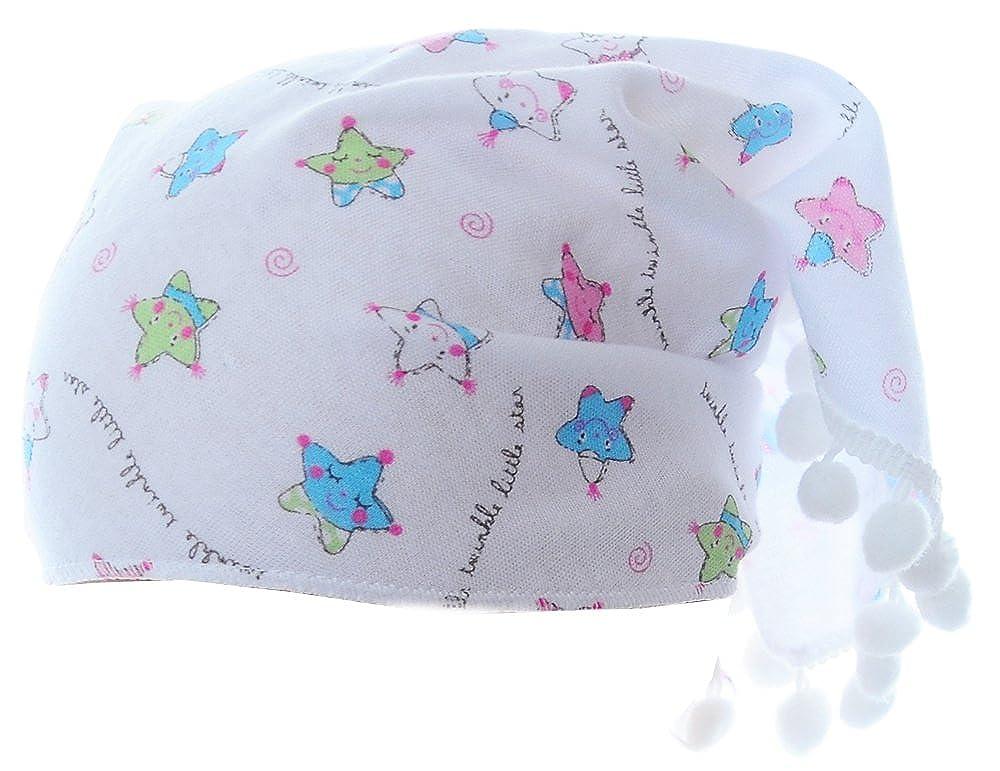 Baby Kinder Dreieck Halstuch Bandana Dreieckstuch Tuch Scarf mit Motiv Tuch Rosa