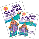 Nancy Chandler's Map of Chiang Mai, 21st Edition