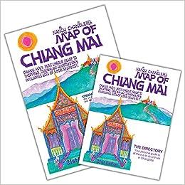 Nancy Chandler\'s Map of Chiang Mai, 21st Edition: Nima Chandler ...