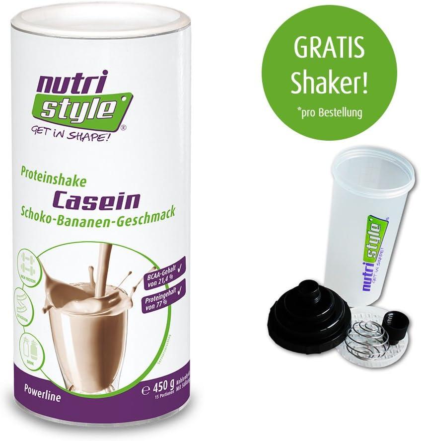Proteína Shake Caseína en 4 direcciones un buen sabor ...