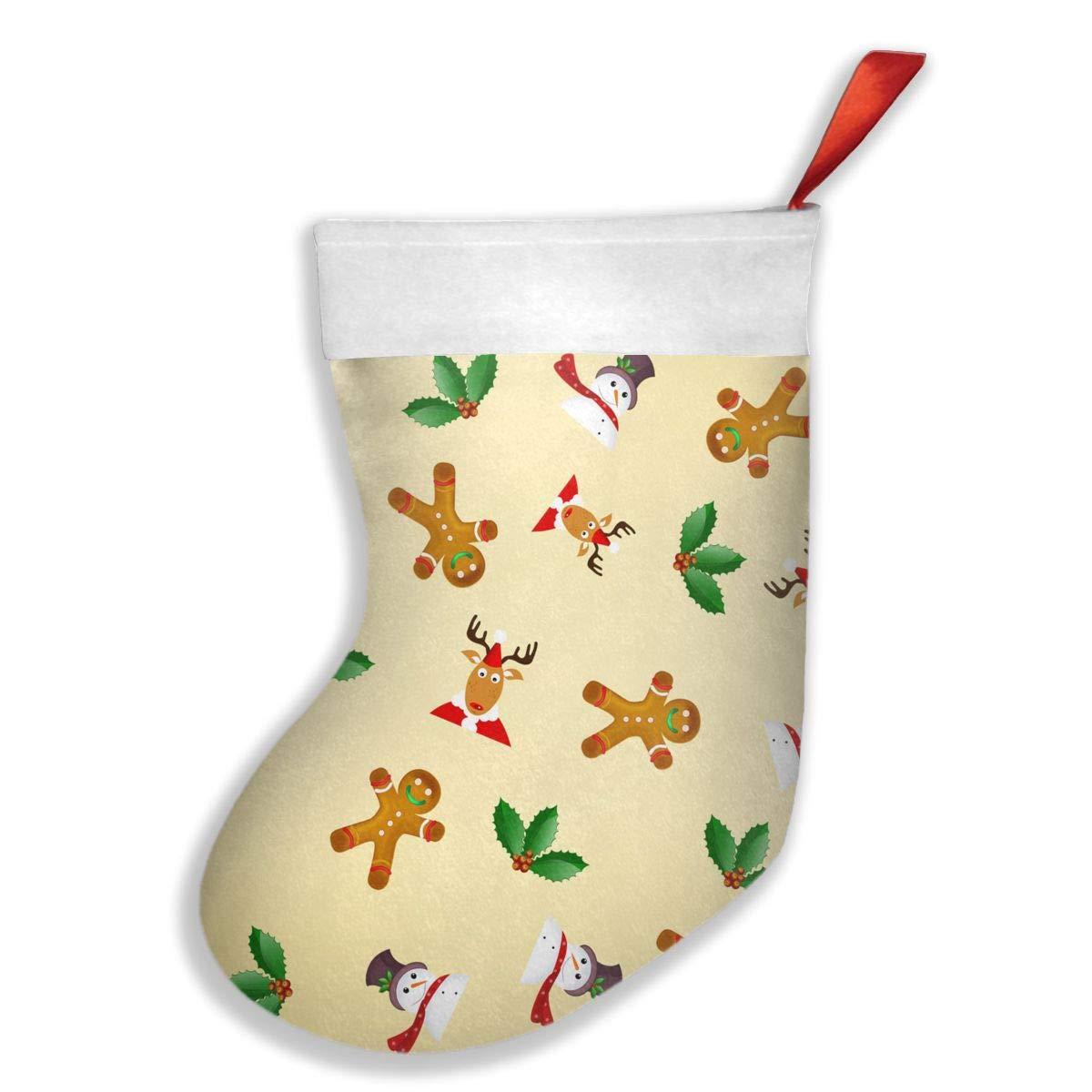 Amazon.com: Calcetines de Navidad personalizados para ...