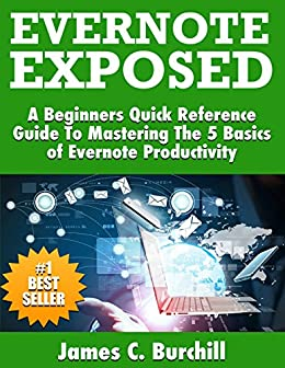 Evernote Exposed Beginners Reference Productivity ebook product image