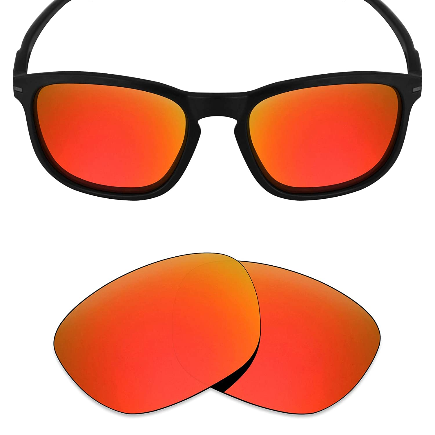 e89585bcdd9 Mryok polarized replacement lenses for oakley enduro fire red clothing jpg  1500x1500 Replacement lenses oakley enduro