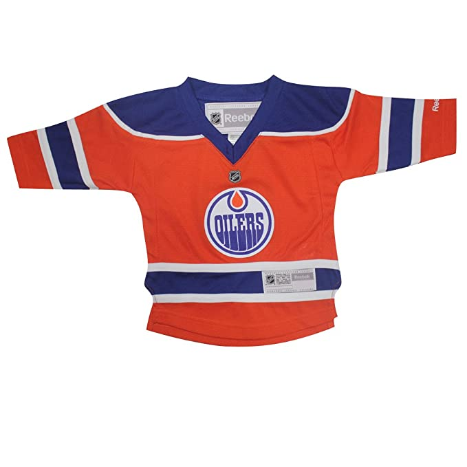 4499db064 Infant NHL Edmonton Oilers Nugent-Hopkins  93 Hockey Jersey   Sweater 12-24M