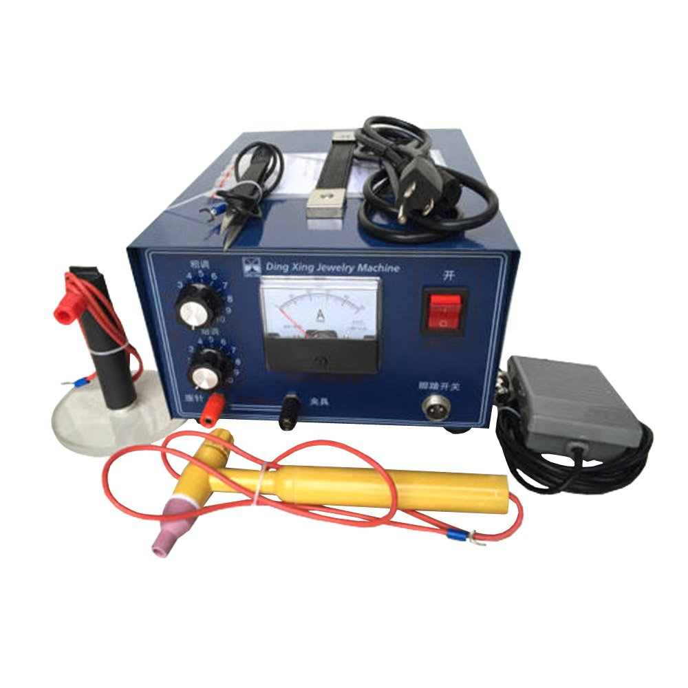 Welding Machine For Sale >> 400w Mini Spot Welder Gold Silver Jewelry Laser Welding Machine With Handle Tool 110v Dx 50a
