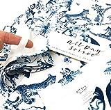 Chinoiserie Designer Kitchen Tea Towels 3 Pack