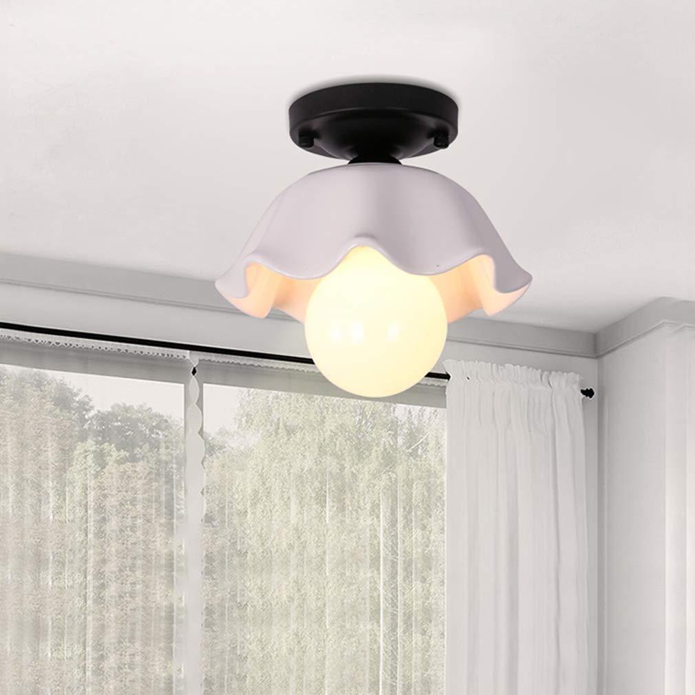 luz de techo Lámpara techo de retro sin E271 fuente de DEIW9YbeH2