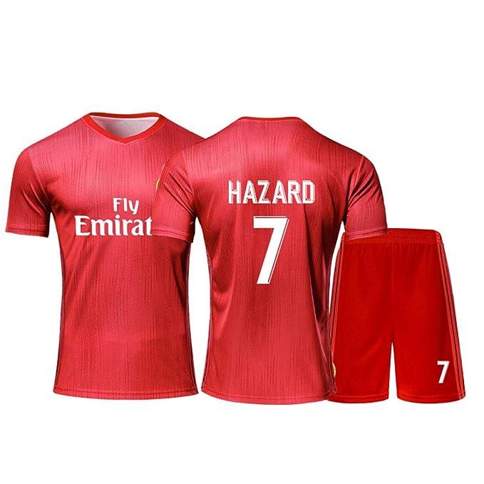 WWJIE (Rojo) Aplicable a Local y visitante del Real Madrid 7 ...