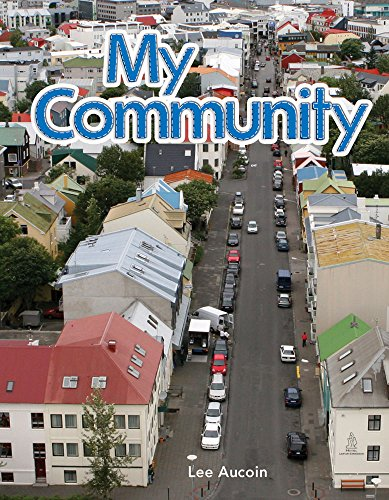 My Community Lap Book (Literacy, Language and Learning) by Brand: Teacher Created Materials