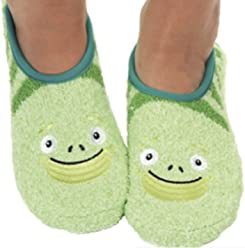 9cbf20e70ac Snoozies Womens Animal Mary Jane Socks