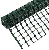 Tenax 5A030001 Guardian Warning Barrier, 4' x 100', Green