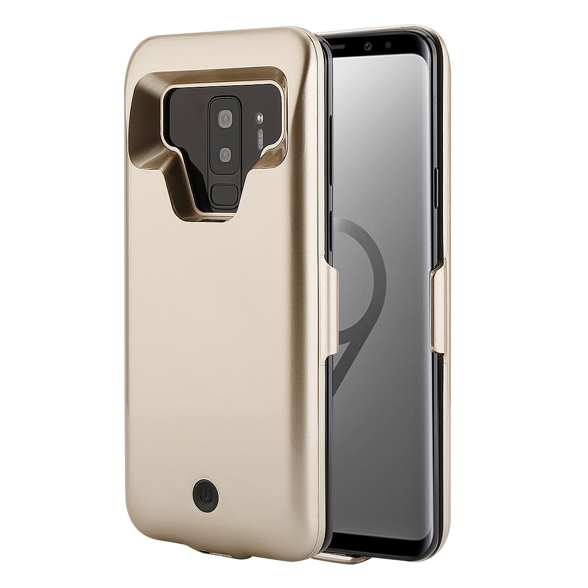 Amazon.com: Scheam Samsung Galaxy S8 Plus Battery Case ...