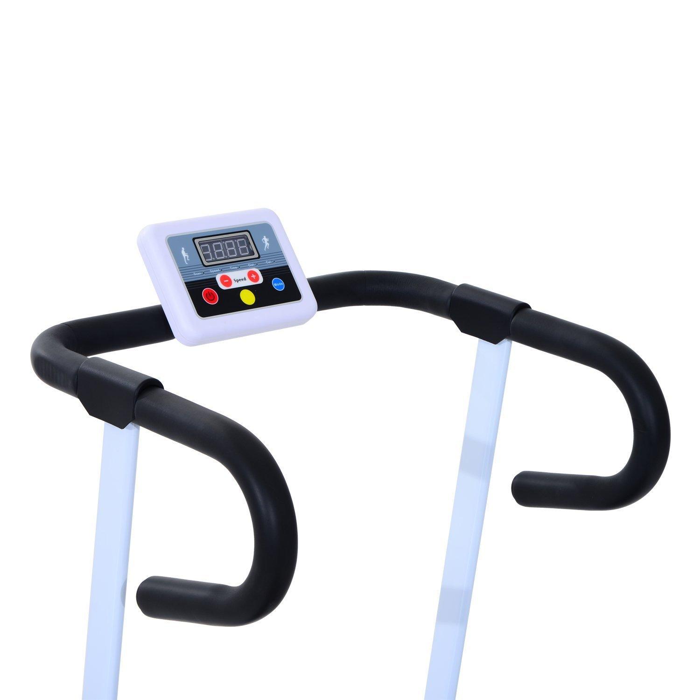 HOMCOM - Cinta de Correr eléctrica Fitness Dispositivo Plegable ...