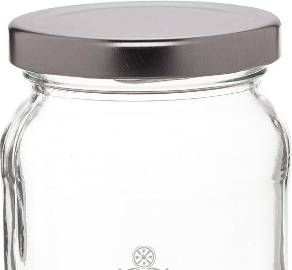 Kitchen Craft Tarro de Vidrio de 454 ml