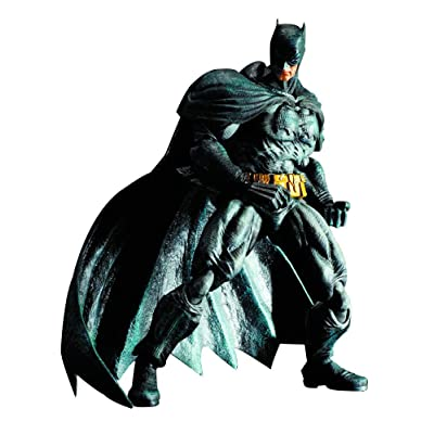 "Square Enix Batman The Dark Knight Returns Skin ""Batman Arkham City"", Play Arts Kai: Toys & Games"