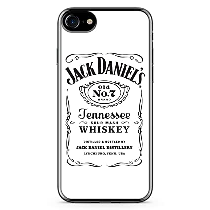 premium selection b970c 2c2bd iPhone 8 Case - Loud Universe Jack Daniels - New Durable Low Profile ...
