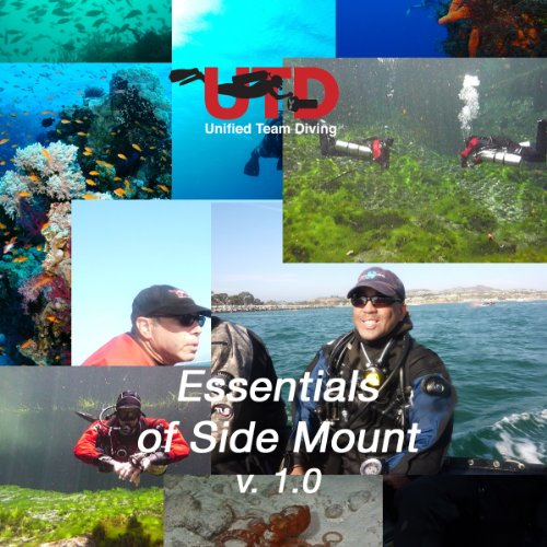 Unified Team Diving Essentials of Side Mount Diving