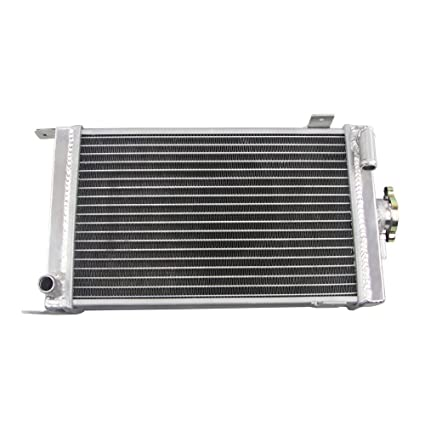 FOR NEW 3ROW ALUMINUM RADIATOR Go-Kart Karting Gearbox Shifter Karts Kart Racing