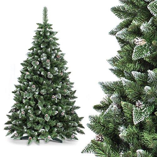 Weihnachtsbaum Künstlich Nordmanntanne.Reviewmeta Com Fairytrees Weihnachtsbaum Künstlich Nordmanntanne