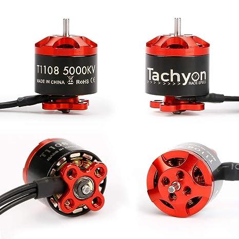 Amazoncom Iflight 4pcs Tachyon T1108 5000kv 2 4s Micro Brushless